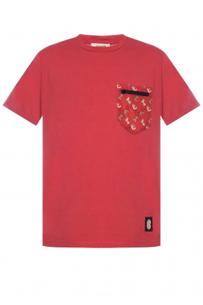 T-shirt with logo od Coach